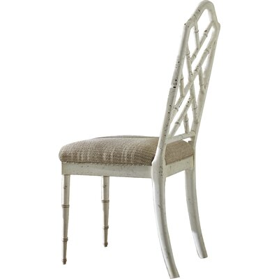 Harrouda Side Chair Finish: White