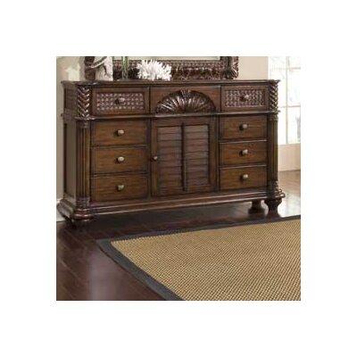 Watson 8 Drawer Combo Dresser
