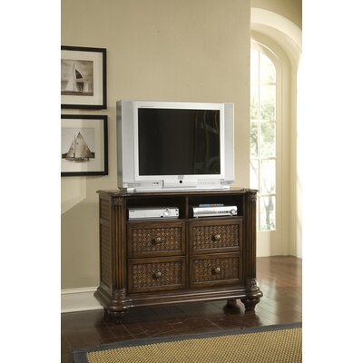 Watson 4 Drawer Media Chest