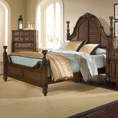 Watson Panel Bed