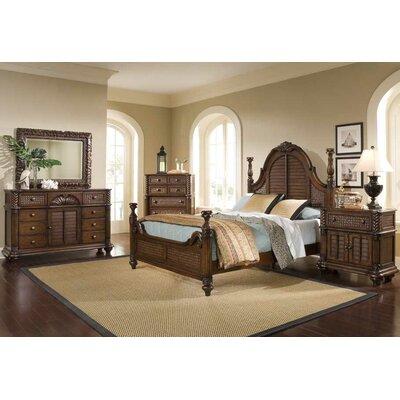 Watson Panel Customizable Bedroom Set