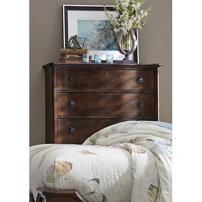 Harrouda 5 Drawer Standard Chest