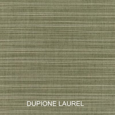 Outdoor Sunbrella Sofa Cushion Fabric: Dupione Laurel