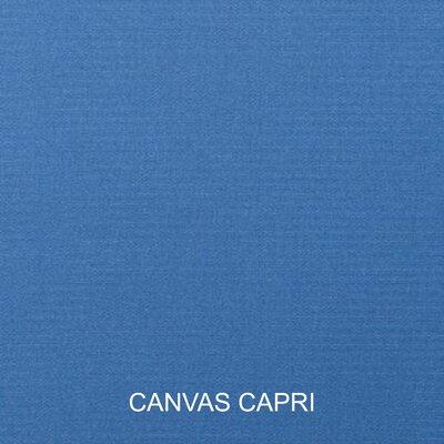 Pillow and Cushion 6-pc Sofa Cushion Fabric: Canvas Capri