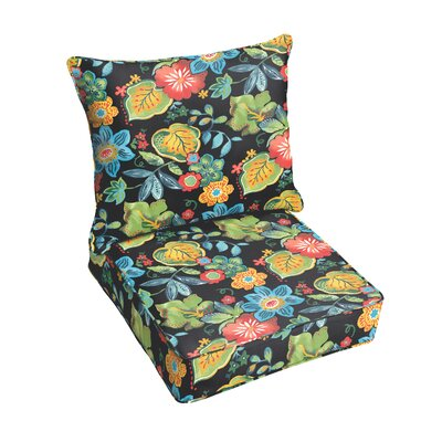 Barbuda Outdoor Lounge Chair Cushion