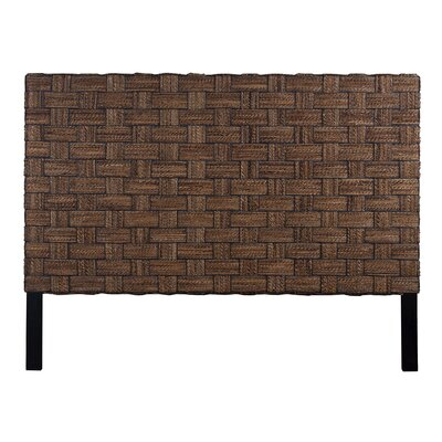 Mamani Abaca Panel Headboard Size: King