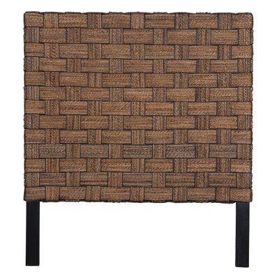 Mamani Abaca Panel Headboard Size: Full