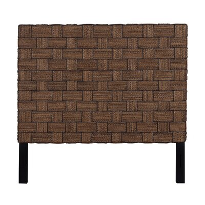 Mamani Abaca Panel Headboard Size: Queen