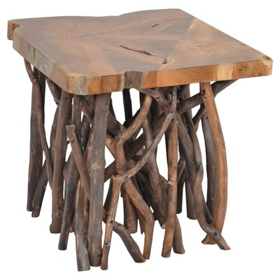 Northborough Teak End Table