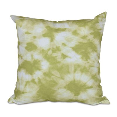Pembrook Floral Throw Pillow Size: 16 H x 16 W, Color: Light Green