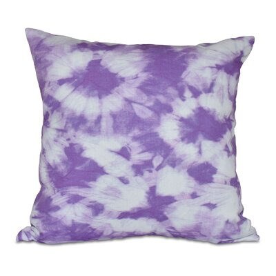 Pembrook Floral Throw Pillow Size: 20 H x 20 W, Color: Purple