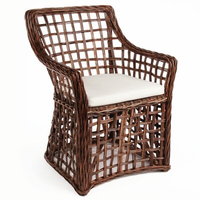 Portsmouth Open Weave Arm Chair