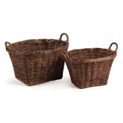 Portsmouth 2 Piece Basket Set