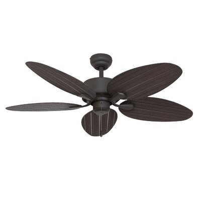 48 Bailee 5-Blade Ceiling Fan with Remote