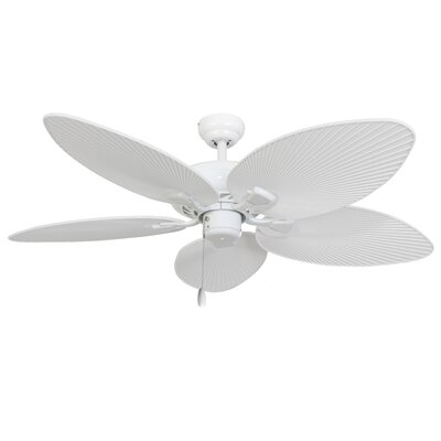 52 Millie 5-Blade Indoor Ceiling Fan Color: White