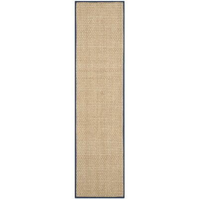Greene Traditional Hand Woven Brown Area Rug Rug Size: Runner 26 x 6