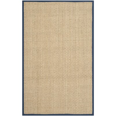 Greene Traditional Hand Woven Brown Area Rug Rug Size: 5 x 8