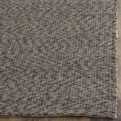 Greene Grey / Grey Contemporary Rug Rug Size: 3 x 5