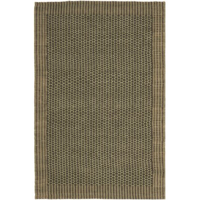 Greene Charcoal / Green Area Rug Rug Size: Rectangle 3 x 5
