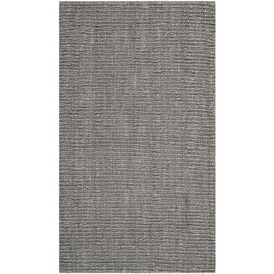 Greene Gray Indoor Area Rug Rug Size: 3 x 5