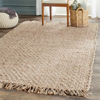 Belhaven Natural Indoor Area Rug