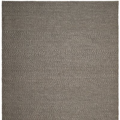 Greene Contemporary Grey Area Rug Rug Size: Square 8