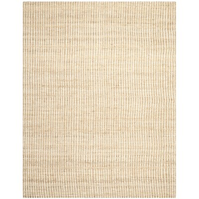 Greene Contemporary Ivory Area Rug Rug Size: 5 x 8