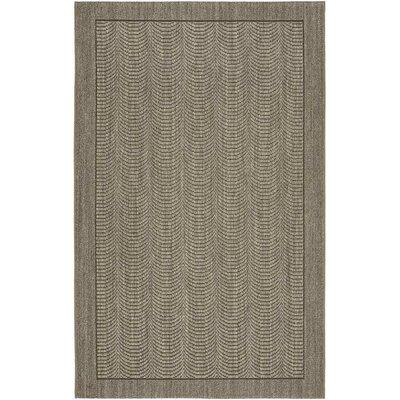 Rodanthe Slate Area Rug Rug Size: 5 x 8