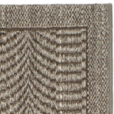 Rodanthe Slate Area Rug Rug Size: Runner 2 x 8