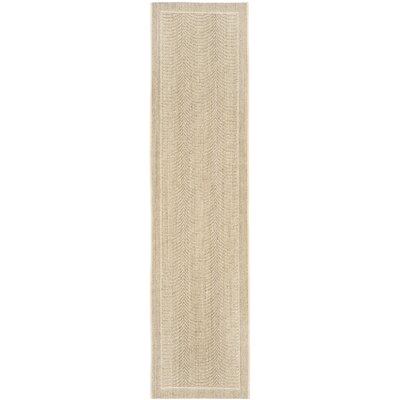 Rodanthe Desert Sand Solid Area Rug Rug Size: Rectangle 6 x 9