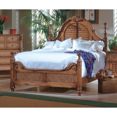 Paradiso Panel Bed
