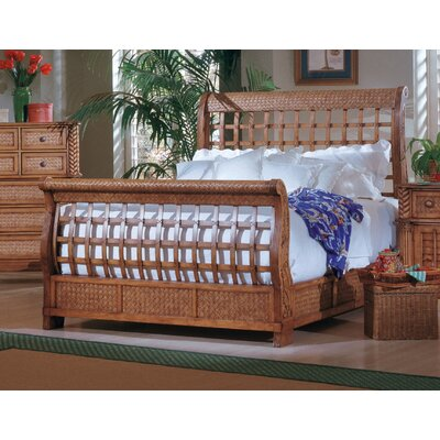 Palm Court King Sleigh Bed