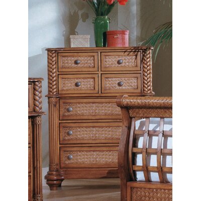 Paradiso 7 Drawer Chest