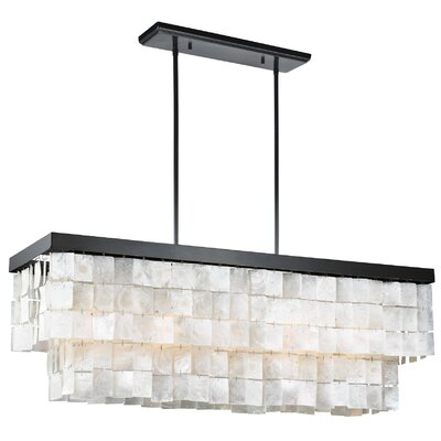 Janiya 5-Light Kitchen Island Pendant