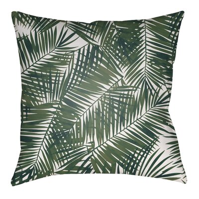 Cali Indoor/Outdoor Throw Pillow Size: 20 H x 20 W x 4 D