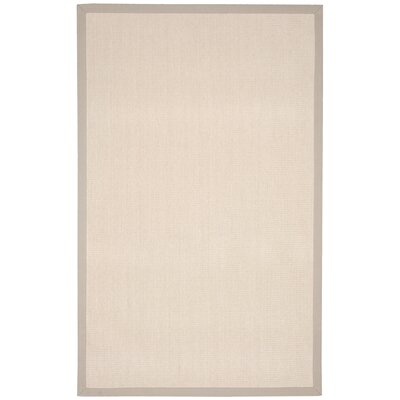 Newland Eggshell Area Rug Rug Size: Rectangle 5 x 8