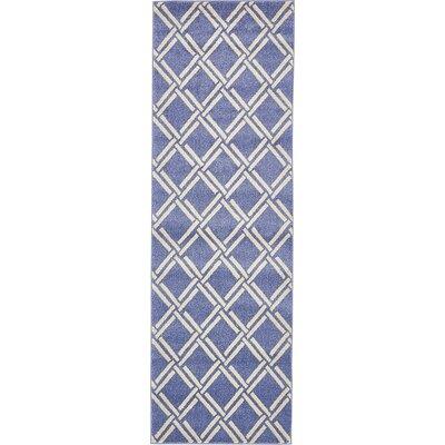 Seagate Blue Area Rug