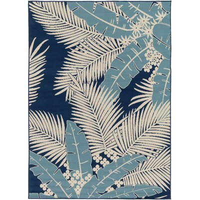 Bethel Ivory Indoor/Outdoor Area Rug