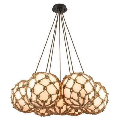 Bowdoin 7-Light Globe Pendant
