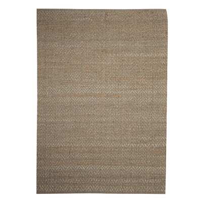 Greenfield Hand-Woven Brown Area Rug