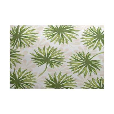 Costigan Green Indoor/Outdoor Area Rug Rug Size: 4 x 6