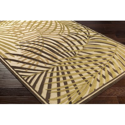 Caravel Indoor/Outdoor Area Rug Rug size: 39 x 58