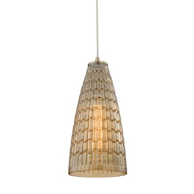 Saba 1-Light Mini Pendant