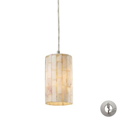 Terre 1-Light Mini Pendant