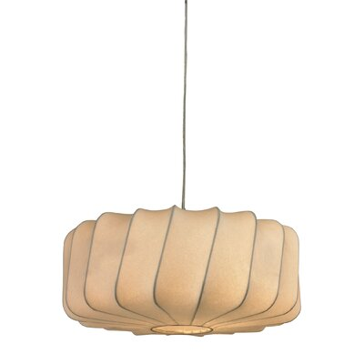 Pomos 1-Light Drum Pendant