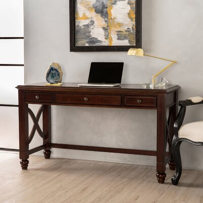 Sorrell Writing Desk Size: 30 H x 53 W x 22 D