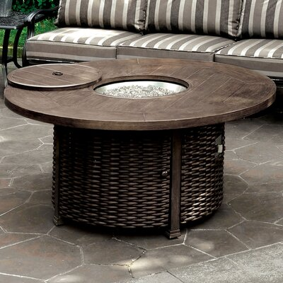 Jonesport Gas Fire Pit Table