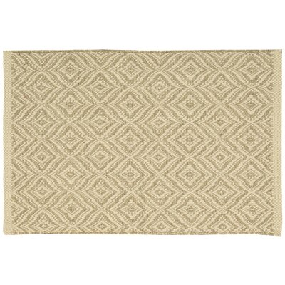 Guilford Beige Area Rug Rug Size: Rectangle 26 x 4