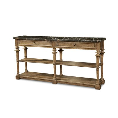 Akdeniz Console Table Finish: Barley