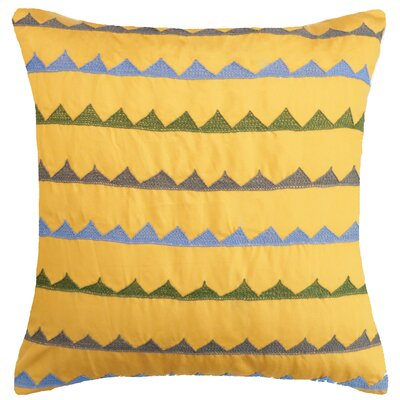 Monahan Handcrafted Cotton Throw Pillow